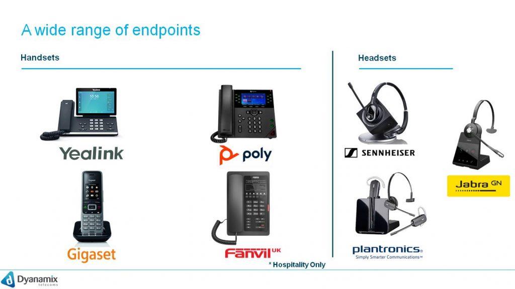 Dyanamix Telephony Hardware Provider